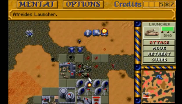Dune II: Battle of Arrakis
